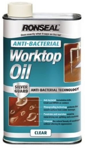 Ronseal Anti Bacterial Worktop Oil 1L